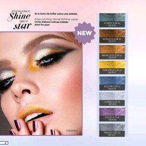 Pigments diferent colors